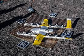 wing s drones to launch into canberra s