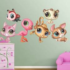 Fathead Hasbro Littlest Pet Shop Wall Decal Shop Your Way Online Shopping Earn Points On Tools Appliances Electronics More