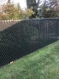 Master Halco Vertical Slats Privacy Fencing 5 Black 204792 Rona