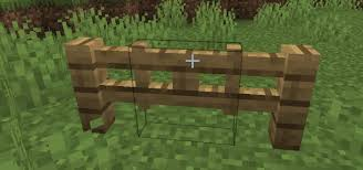 How To Make A Fence In Minecraft Minecraft Guides