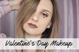 valentine s day makeup lelouve