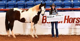 Tillar Murray, Brittney Barnett & Jimmie Smith find success with Paint  barrel horses at 2020 Fort Worth Stock Show & Rodeo | APHA