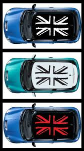 1 Decals 4 Pcs For Mini Cooper S Jcw 1 Roof Graphic Grunge British Flag Mini Cooper Graphics Mini Cooper Mini Cooper S