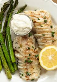 Easy Grilled Cod - Mirlandra's Kitchen