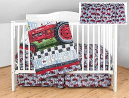 farmall tractor nursery bedding set