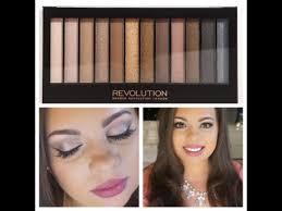 soft glam makeup revolution iconic
