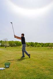Rainbow Ridge Golf Course offers the unique new sport 'FlingGolf' | The  Manitoulin Expositor