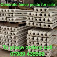 9ft Concrete Post 10 50 8ft Concrete Chesterfield Fencing Facebook