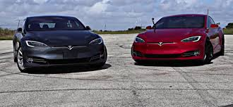 Tesla Model S P100D vs. 100D: Is it ...