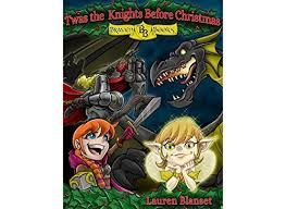 Twas the Knights Before Christmas - Kindle edition by Blanset, Lauren, Fernandez,  Osvaldo. Children Kindle eBooks @ Amazon.com.