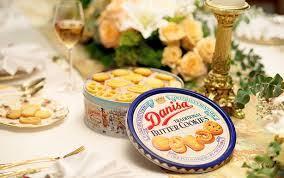 Danisa butter cookies website