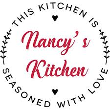 Personalized Name Vinyl Decal Sticker Custom Initial Wall Art Personalization This Kitchen Is Seasoned With Love Decor Cooking Chef Sign 18 Inches X 18 Inches Walmart Com Walmart Com