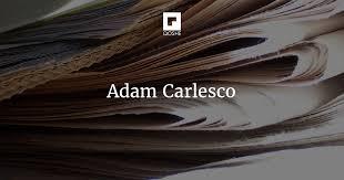 QOSHE - Adam Carlesco articles