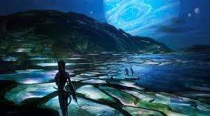 """Lộ diện những hình ảnh đẹp hùng vĩ và hoành tráng của """"Avatar 2 ..."""