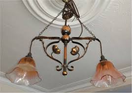 arts and crafts ceiling lights lighting