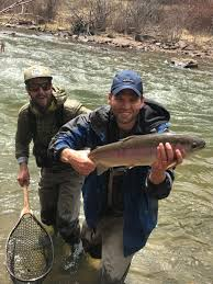 """Kirk Wallace Johnson on Twitter: """"Thanks to Geoff Mueller @Drakemagazine  and Kirk Deeter of @TroutUnlimited for an unforgettable book tour breather  on the S. Platte. (And to the @TatteredCover, @DMNSOrnithology, and  @DenverMuseumNS"""