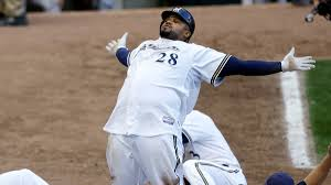 Prince Fielder, Craig Counsell re-live 'bowling ball' walk-off in 2009