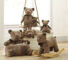bear plush baby play mat baby toy