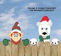 E Patterns Plus Complete Painting And Assembly Details To Make Both The Elf An Wood Yard Art Wood Patterns Bear Pattern