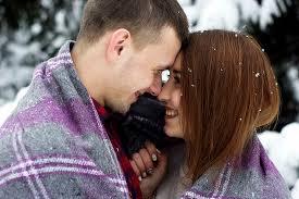 hd wallpaper cute couple kissing in