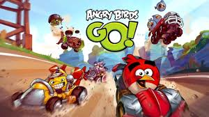 JEU MOBILE] ANGRY BIRDS GO Trailer - YouTube