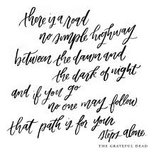 wellness wednesday renewal hand lettered quote