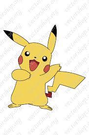 Pikachu Vector - VectorShop . Pikachu images, Design, Vector ...