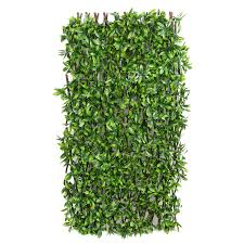 Wholesale Green Plastic Artificial Faux Ivy Leaves Hedge Privacy Fence Wall Screen For Outdoor Decor Buy Artificial Faux Ivy Leaves Hedge Privacy Fence Artificial Ivy Leaves Hedge Privacy Fence Artificial Ivy Hedge Privacy