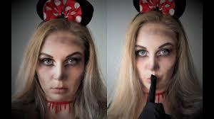 minnie mouse makeup easy saubhaya makeup