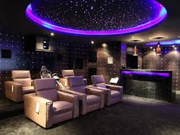 home theater design ideas pictures