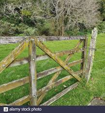 Farm Fence High Resolution Stock Photography And Images Alamy