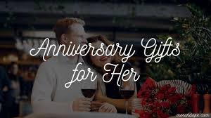 anniversary gift ideas for her in 2020