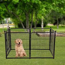 Foldable Pet Playpen Iron Fence Puppy Kennel House Exercise Training Puppy Kitten Space Dogs Supplies For Rabbits Hwcg3 Outdoor Tools Aliexpress