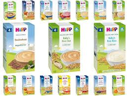 Giới thiệu tổng quan về bột ăn dặm mặn HiPP - Tin Tức VNShop