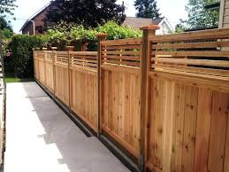 Composite Fencing Panels Canada Menards Woodshades Cedar Fence Wood Fence Building A Fence