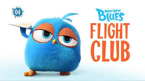 Angry Birds Blues | Flight Club - S1 Ep4 in 2020 | Angry birds, Flight  club, Angry birds movie