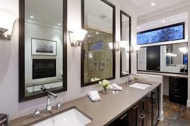 oil rubbed bronze bathroom wall mirrors