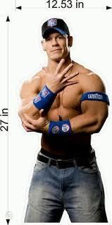 John Cena Wall Sticker Fathead Wwe Wrestling 150447281