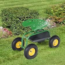 seat outdoor lawn yard patio wagon