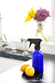 diy natural disinfectant spray