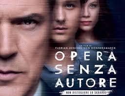 Opera senza autore: il poster del nuovo film di Florian Henckel ...