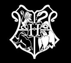 Hogwarts Harry Potter Emblem Crest Vinyl Decal Sticker Window Glass Laptop Ebay