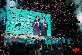 Image result for 2020蔡英文總統勝選