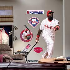 Fathead Philadelphia Phillies Ryan Howard Wall Decal
