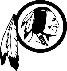 Washington Redskins North 49 Decals