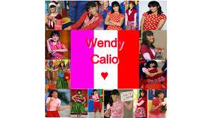 Wendy Calio Collage by TopherG14 on DeviantArt