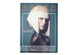 Paper Magazine - Graphis