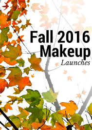 fall 2016 makeup collections and