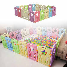 Baby Playpen Fencing Toys For Children Kids Activity Gear Environmental Protection Barrier Game Safety Fence Ball Pit Baby Room Aliexpress
