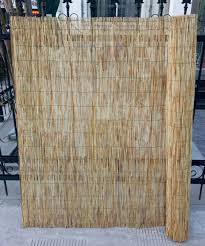 Natural Peeled Garden Reed Fence Without Skin Woven With Nylon Rope Manufacturers And Suppliers Factory Price Tianjin Art Trade